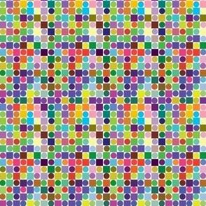 Spots n' squares
