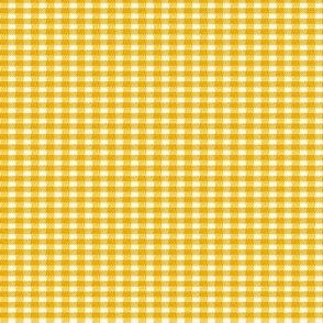 Old Fashioned Gingham - Peach