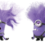 Purple Minions gone mad
