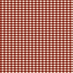 Old Fashioned Gingham - Fig