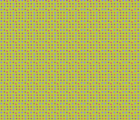 Polka Dot fabric by mariannemathiasen on Spoonflower - custom fabric