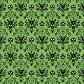 HM wallpaper green