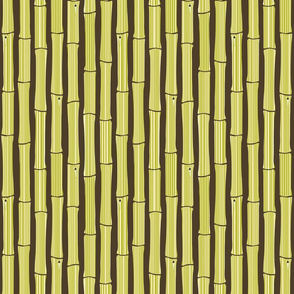 bamboo thicket dark