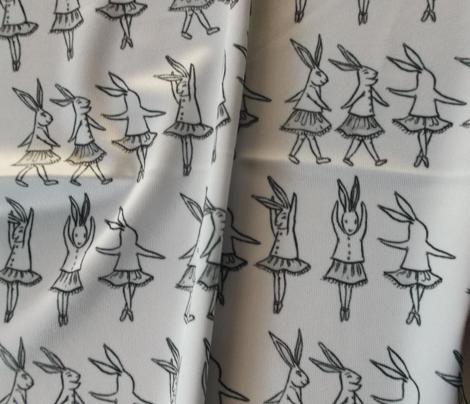 Bunny Twirl