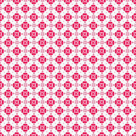 Geometric small-scale fabric by alexsan on Spoonflower - custom fabric