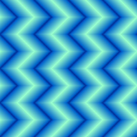 ombre zigzag chevrons fabric by sef on Spoonflower - custom fabric