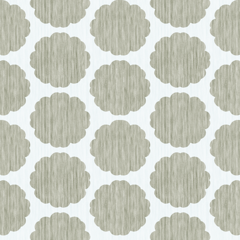 Lost in a Daydream - Linen fabric by kristopherk on Spoonflower - custom fabric