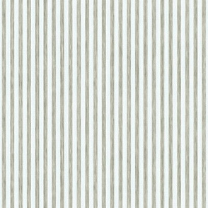 French Stripes - Linen