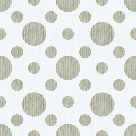 French Linen Bubbles - Linen