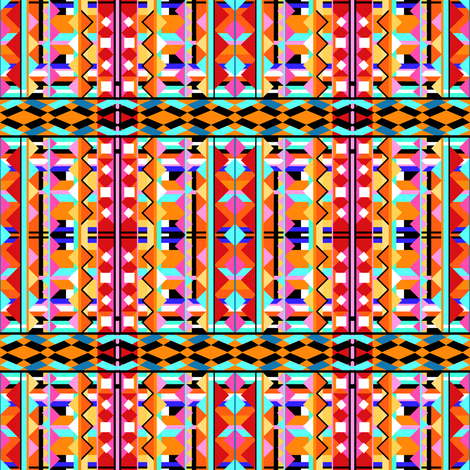 Eye_Play_2 fabric by kcs on Spoonflower - custom fabric