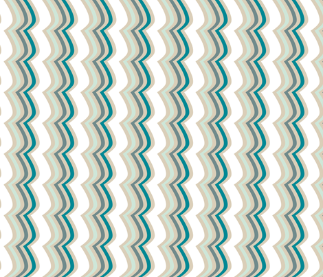 OceanWaves90 fabric by mrshervi on Spoonflower - custom fabric