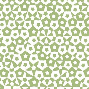 quasicrystals in geo green