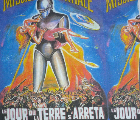 mission to mars french poster