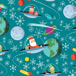 Space Santa