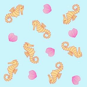 Seahorse Love 2