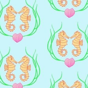 Seahorse Love 3