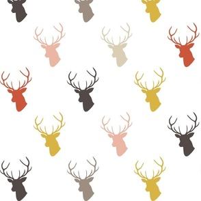 Blushing Deer
