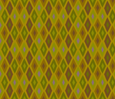 kuler diamond fabric by lorose on Spoonflower - custom fabric