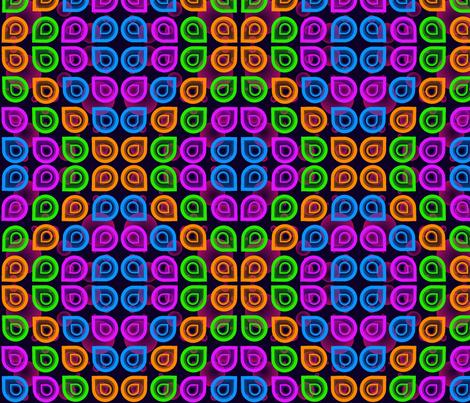 tear_bubbles2 fabric by hmilwicz on Spoonflower - custom fabric