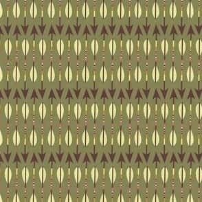 Arrow Lines Moss