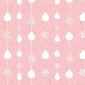 Ornaments Shower-Pink