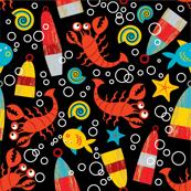 Lobsters (black)
