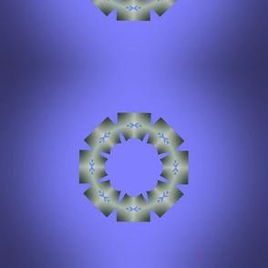 Kaleidescope 3278 no shadow, ret0001, vignette, ripples, color, ret0001