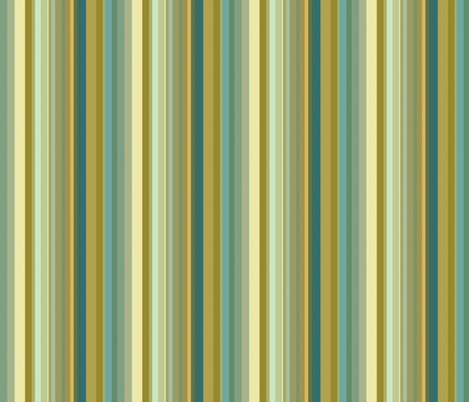 Treetop stripe fabric by keweenawchris on Spoonflower - custom fabric