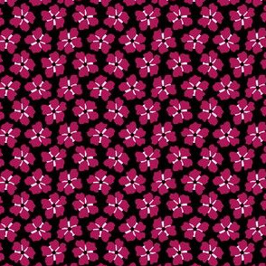 Flower Dots Polka