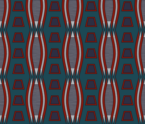 bridge_inspiration fabric by woodsworks on Spoonflower - custom fabric