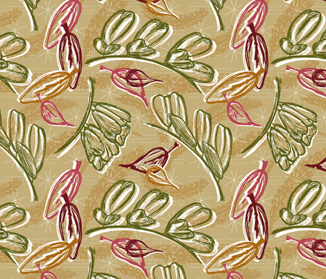 Ready for Fall fabric by bojudesigns on Spoonflower - custom fabric
