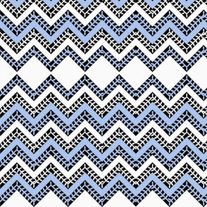 Cornflower_Chevron