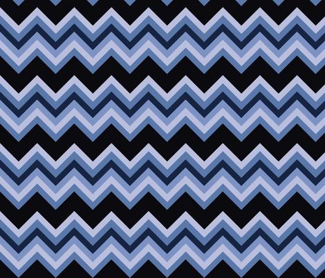 Lakeside Blues fabric by hmooreart on Spoonflower - custom fabric