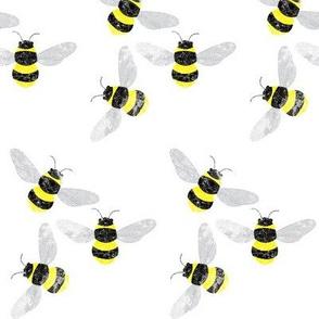 Fuzzy Bumblebees