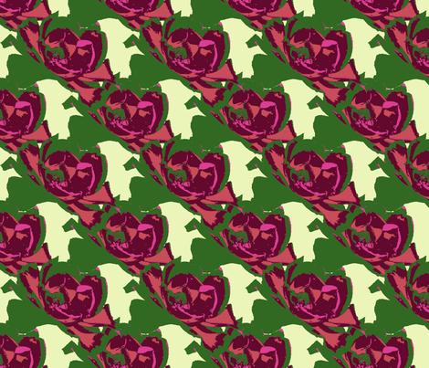 Midsummer Cabbage Rose