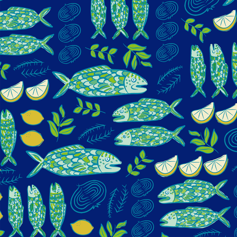 kuler mahi 2.0  fabric by pattyryboltdesigns on Spoonflower - custom fabric