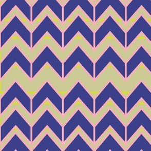 Jungle Chevron