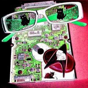 Geek design 9245