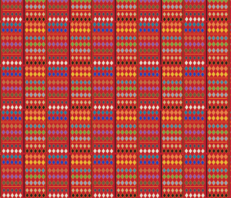 soobloo_geo_371W-01 fabric by soobloo on Spoonflower - custom fabric