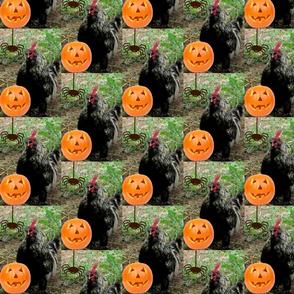 Rooster Halloween
