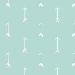 mint arrow