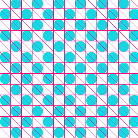 Tic_Tac fabric by theterracecottage on Spoonflower - custom fabric