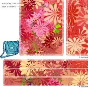 Floral DIY Handbag