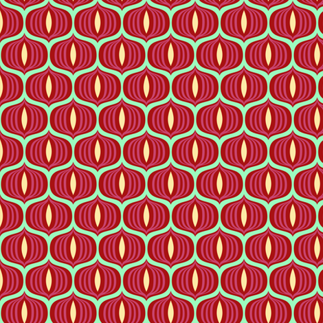 milkandhoney fabric by gaiamarfurt on Spoonflower - custom fabric