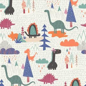 Dino Family