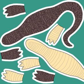 Sew a Gator!