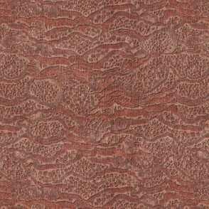 encrusted cinnamon madder