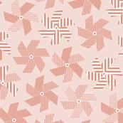 Pink Pinwheels
