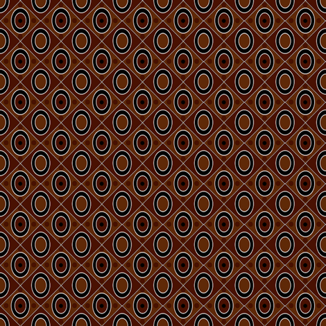 Circle_and_Diamond fabric by jjk466 on Spoonflower - custom fabric