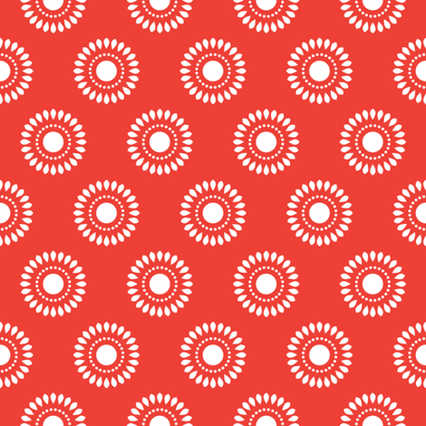 Fiesta fabric by karapeters on Spoonflower - custom fabric